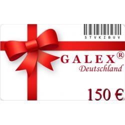 Geschenkgutschein 150€