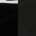 Lack Leder schwarz + Nubuck black