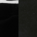 Lacquer leather black + Nubuck black